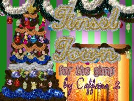 Tinsel Town by caffeine2