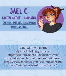 Business card 2 by WinterMaiden11