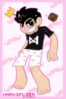 Markiplier by TheFluffyMonster