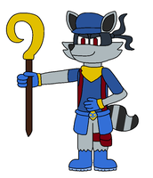 Sly Cooper by Fi-Fi-theDestroyer