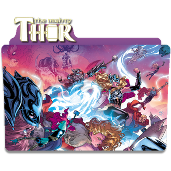 Mighty Thor by DCTrad
