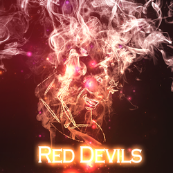 Red Devils'wallpaper by standard2