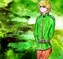 Septimus Heap by Hell-chama