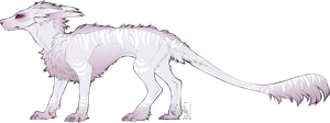 albino Male Vernid Auction [closed] by kayaqi