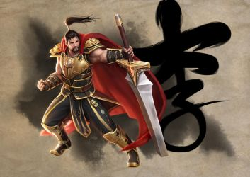 autumn dynasty_general Lee by chrisnfy85