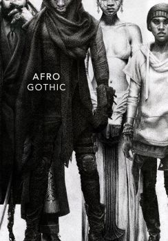 Afro Gothic by Pandora-intheSKY