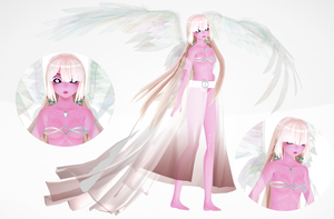 .:MOTME Ghost of an Angel:. by StylinSorrowMMD