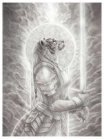 The Gate To Valhalla by Art-of-Sekhmet