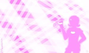 Homestuck Roxy Lalonde Wallpaper by PlanetTitch