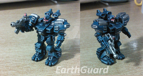 Unknown Mech by EarthGuard