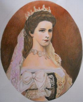 elizabeth of austria by Macca4ever