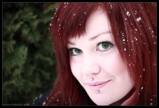 Red, Green and Snowflakes by Sanctus87