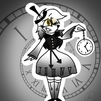 Cora The Time Turner (Redesign) by xAl-Artsx