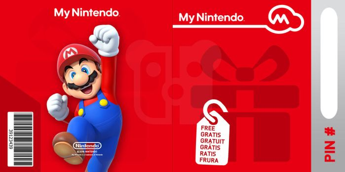 My Nintendo Booklet by PeterisBeter
