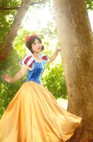 Snow White : Who is the most fairiest of all? by oruntia
