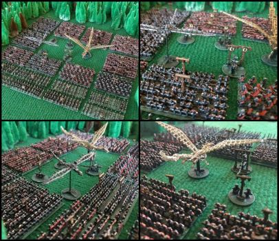 6mm Armies of Mordor by Spielorjh