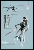 Fiora - The Grand Duelist by eoinart