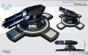 Javelin Heavy Turret by Calates