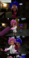Ask the Splat Crew 1414 by DarkMario2
