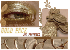 GOLD RANDOM // PACK BY REALOVEPS by realoveps