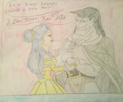 Goliath And Elisa 101 by SailorMoonFanGirl