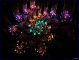 Lucky_Flowers by Escara40