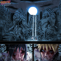 Naruto 697 - The last fight!! by HikariNoGiri
