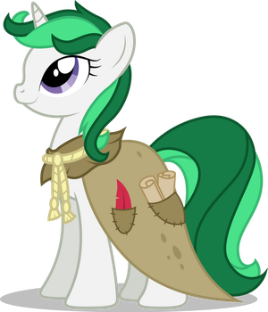 Clover the Clever Interpretation by Emkay-MLP