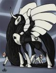 GLaDOS is Best Pony by Yubria