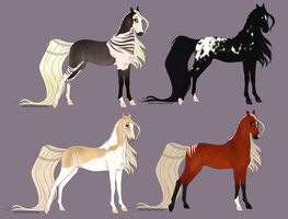 Design Sale-Mares-CLOSED by 8Siren