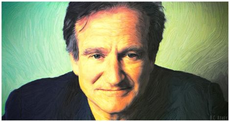 Robin Williams, a tribute. by Brian-Athey