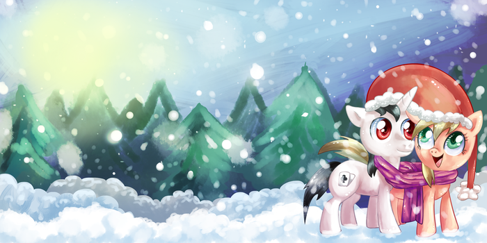 Merry Christmas and a Happy new year! by avui
