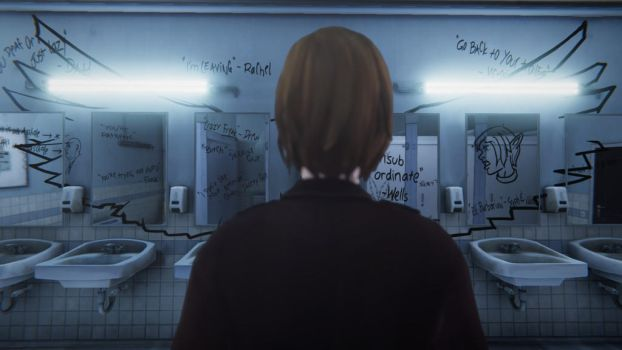 Life is Strange: Before the Storm by RikWolk