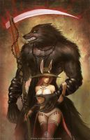 Time to release the dog by FASSLAYER
