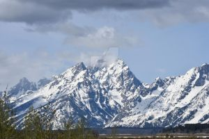 Grand Tetons by DavidSwan04