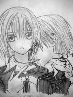 Vampire Knight by barbie-botox