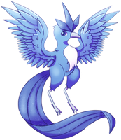Articuno 4 by Miss-Callie-Rose