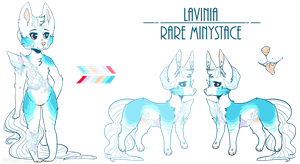 Lavinia Reference Sheet by Sno-berry