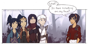 The Second Playthrough by Art-Zealot