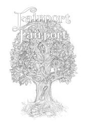 Fairport by Fairport cover pencil drawing by eugenslavik