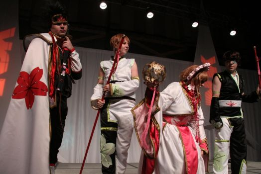 NDK Competition 2013 Group - Full Group by trinityrenee