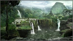 Mattepainting by Vejza