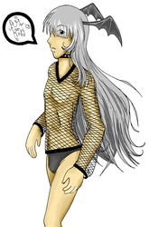 Gaian Avatar 02 Colored by Maryina-Maxwell