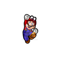 Mario Jump by sketchygerry