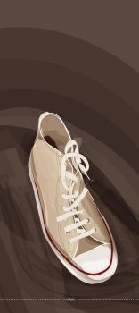 Converse All Star by ivodelo
