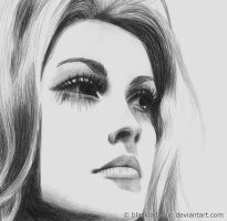 Sharon Tate by blacklady-vip