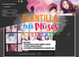 Plantilla para muses by sstorm.editions by sneeuwstorm