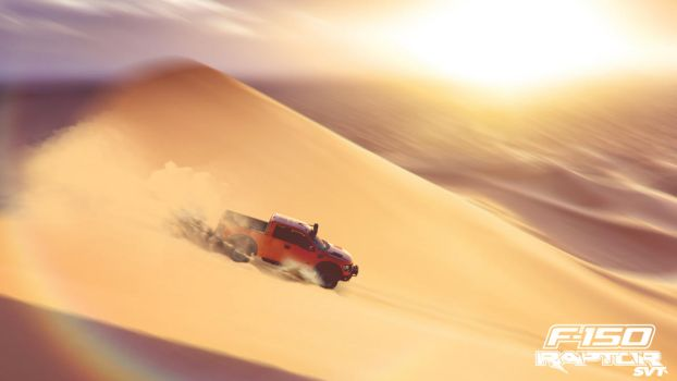 Ford Raptor by Edge-Suizo