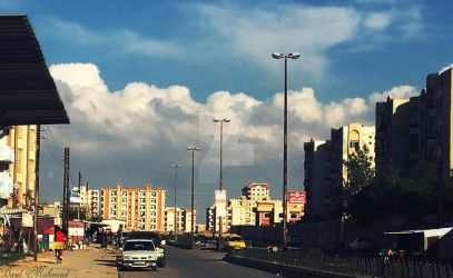 Clouds 289 by BaselMahmoud