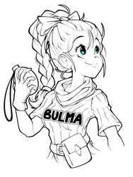 Bulma-san by R-no71